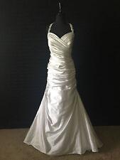 Alfred Angelo Wedding Dress- Ivory Silver- Size 16W- 2336W