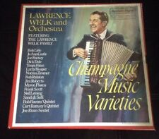 LAWRENCE WELK and Orchestra Champagne Music Varieties-6 Album Readers Digest New