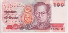 THAILAND BANKNOTE P97, 100 BAHT, UNC