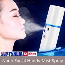 Portable USB Charging Nano Spray Handy Mist Sprayer Atomiser Facial Steamer AF
