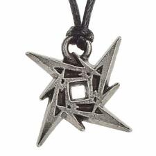 ALCHEMY ROCKS METALLICA NINJA STAR PENDANT NECKLACE LOAD LOGO PEWTER OFFICIAL