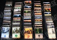 200 MTG BASIC LAND MAGIC THE GATHERING CARDS COLLECTION