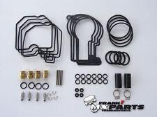 4-cylinder Keihin CR special carburetor rebuild kit 26 29 31 33 repair roundslid