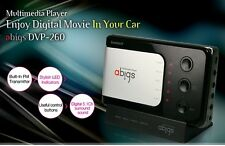 Sarotech abigs DVP-260S portable HDD media player - 2.5inch SATA (not included)