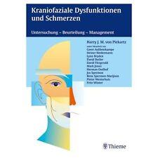 Kraniofaziale Dysfunktionen und Schmerzen