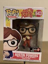 Austin Powers Funko Pop GameStop Exclusive