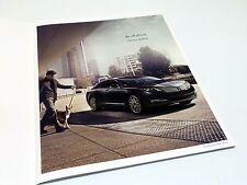 2013 Lincoln MKZ & MKZ Hybrid Brochure