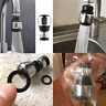 Kitchen Faucet Tap Water Saving Swivel Adapter Aerator Shower Head for Bathroom