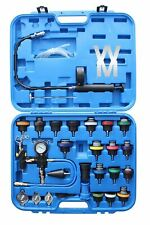 Pneumatic Universal Radiator Pressure Tester Vacuum Cooling System Tool Kit