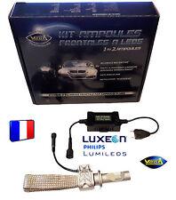Kit VEGA® G5 FULL LED Philips® Luxeon ZES Ampoule H7 Xénon 6000K 4000 lumens