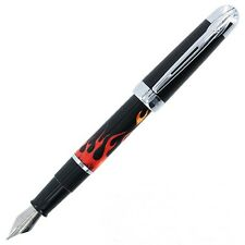 Waterman Harley Davidson Free-wheel Flames Fountain Pen