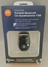 Motorola T305 Portable Bluetooth Car Speakerphone T305 FREE SHIPPING