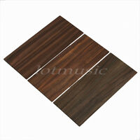 Guitar Headstock Veneer Plate 200mm*88mm Rosewood Wood Pack of 3 Pcs