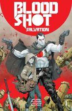 Bloodshot Salvation #1 cvr A NM/MT NEW & Unread Matt Kindt - LaRosa Mico Suayan