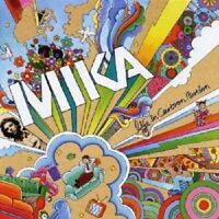 MIKA 'LIFE IN CARTOON MOTION' CD NEW+