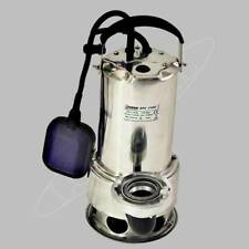 Schmutzwassertauchpumpe/Schmutzwasserpumpe für C-Schlauch/Hochwasserpumpe 1100W