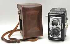 ANSCO AUTOMATIC REFLEX Model II w/Case