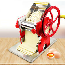 Commercial Pasta Maker Fresh Noodle Making Machine Manual Noodle Machine Usa