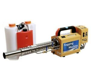 350 Thermal Fogger Machine ULV Portable Farm Industrial Disinfection Sprayer 15L