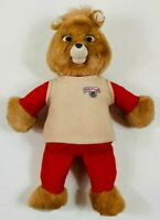 Teddy Ruxpin vintage talking teddy toy no tapes included