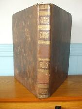 PETER PINDAR BOOK OF NUMEROUS POEMS DATED 1788 ILLUSTRATED LEATHER HARDBACK RARE