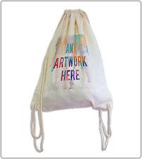 Large Drawstring Gym Bags