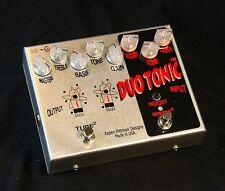Aspen Pittman Designs DuoTonic pedal - 2 tube tone channel + 2 FET OD circuits!