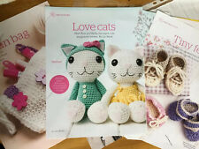Toy Cats & Babies Shoes Crochet Pattern