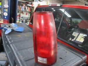Passenger Right Tail Light Fits 90-00 CHEVROLET 2500 PICKUP 308295