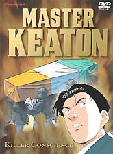 Master Keaton - Vol 3 - Killer Conscience - USED - Anime DVD - Pioneer 2003