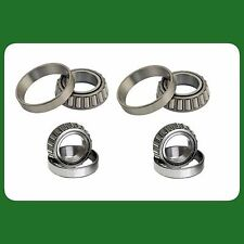 FRONT WHEEL BEARING (2OUTER+2INNER) FOR ISUZU AMIGO (1998-2000) 2 SIDE NEW