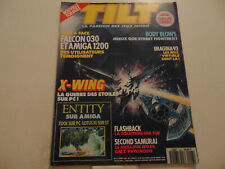 • Tilt Magazine N°113 X-Wing Falcon 030 Amiga 1200 Body Blows Imagina 93 •