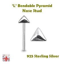 Gioielli in argento del naso per il corpo 3mm