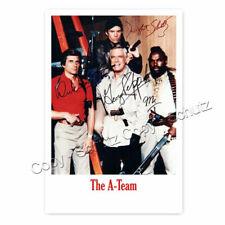 Das A-Team -  TV Series (1983–1987) Kultserie mit George Peppard Autogramm [AK3]