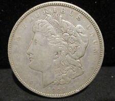 """1921-D Morgan Silver Dollar - VF - Capped """"R"""" - Vam 1B       ENN COINS"""