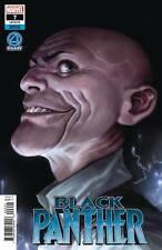 BLACK PANTHER #7 DJURDJEVIC FANTASTIC FOUR VILLAINS - MARVEL COMICS - H278