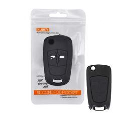 Silicone Key Cover Case For Vauxhall/Opel Corsa Astra Combo Vectra Tigra Zafira
