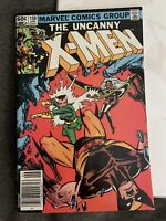 Uncanny X-Men #158 1st Appearance of Rogue In Xmen. 1982 Excellent Condition.