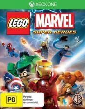 Xb1 Lego Marvel Super Heroes PAL AU Microsoft Xbox 1 One
