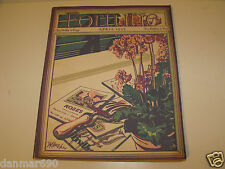 Fortune Magazine - April, 1933 -- Early Comic Strips & Macy's Feature Articles