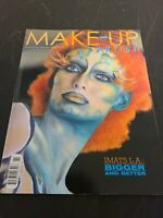 Make-Up Artist Magazine Motion Picture/Television/Theater/Print #91 2011