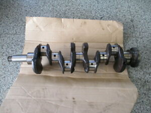 Nissan S57 type, Prince Skyline, G15, crankshaft
