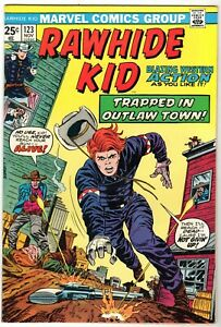 Rawhide Kid #123, Near Mint Minus Condition
