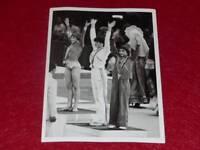 [Col.J.DOMARD GYMNASTIC] ORIGINAL PHOTO NADIA COMANECI JEUX OLYMPIQUES MOSCOU 80