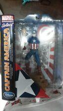 Marvel Select - Diamond Select - Disney Exclusive - Captain America