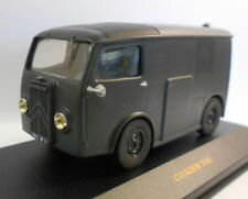 Véhicules miniatures IXO pour Citroën