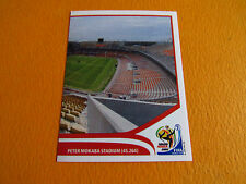 21 STADE POLOKWANE PETER MOKABA PANINI FOOTBALL FIFA WORLD CUP 2010 COUPE MONDE