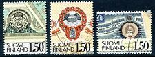 Finland Stamps Scott #706 Finnish Banknote 1985