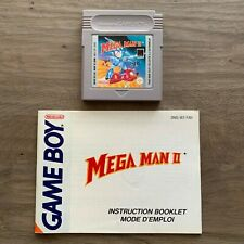 Mega Man II 2 - Cart & Manual - Gameboy - FREE Combined Shipping