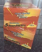 5 Hour Energy Shot, Extra Strength, Peach Mango, 1.93 oz, 72 ct